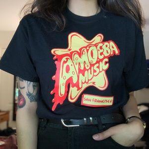 Amoeba Music San Francisco T-shirt